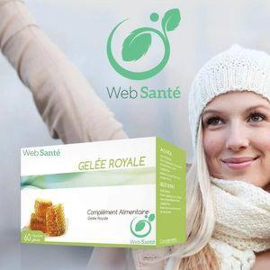 COMPLÉMENT MINCEUR Gélules Gelée Royale 60 capsules Qualité except...