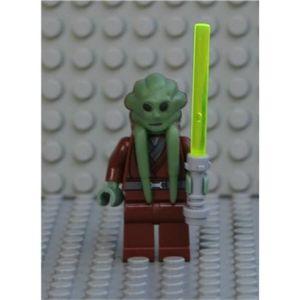 FIGURINE - PERSONNAGE LEGO Star Wars - Mini Figurine Maître Jedi Kit Fis