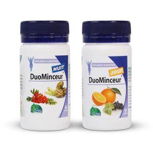 COMPLÉMENT MINCEUR Duominceur jour et nuit 90 gélules (Duo minceur)