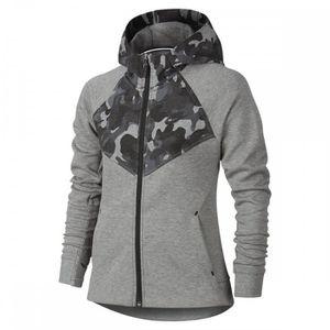 SWEATSHIRT Sweat Nike Tech Fleece Windrunner Junior - 716370-