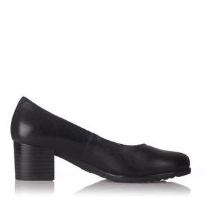 Chaussures femme ballerines PIEL Color Noir Noir 1250 qp8qgTzw