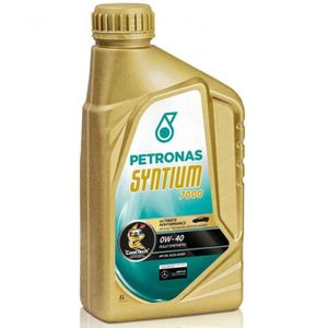 HUILE MOTEUR Huile Moteur Petronas Syntium 7000 0W40 - Bidon de