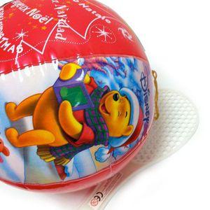 BALLON DÉCORATIF  Ballon raquette Winnie l'Ourson