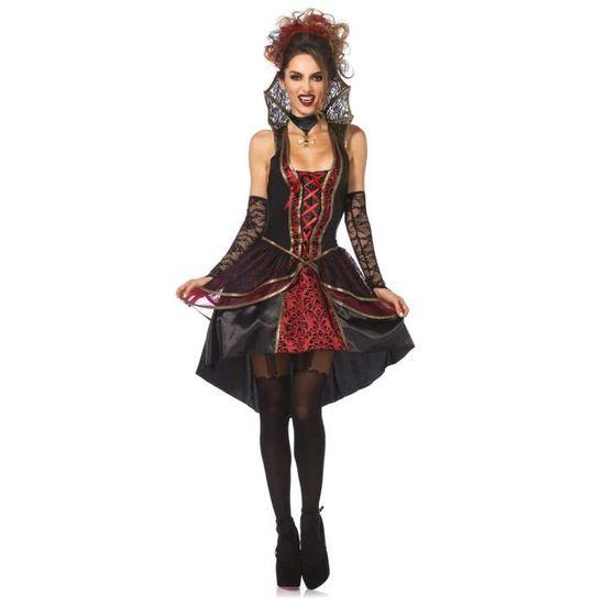 d8eee476a37 Déguisement vampire femme - Achat   Vente déguisement - panoplie ...