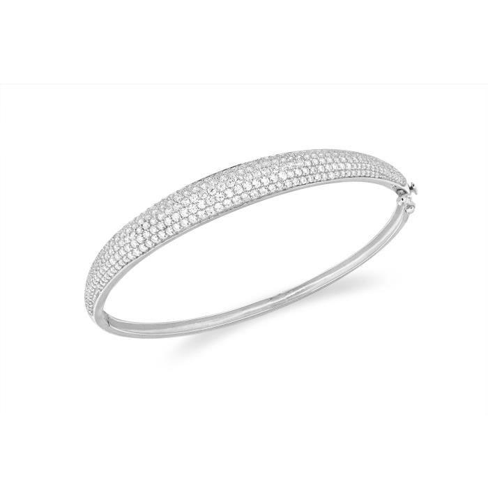 Fine Necklace Bracelet Anklet 925 Argent 14 Centimeters VUQ9X