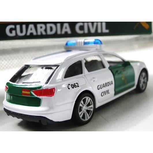 Voiture de police espagnol guardia civil audi achat vente voiture camion cdiscount - Image de voiture de police ...