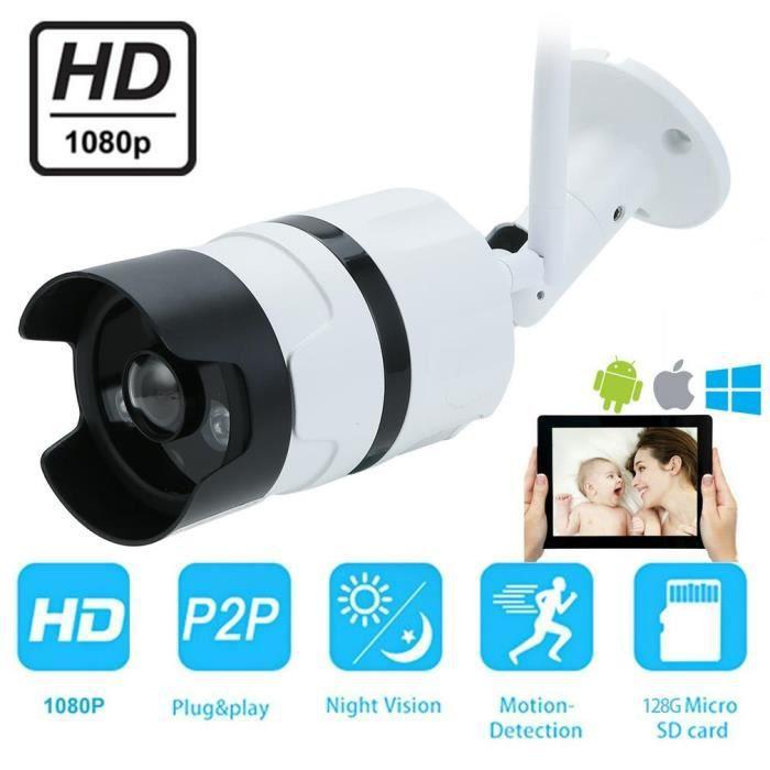 camera de surveillance maison sans fil