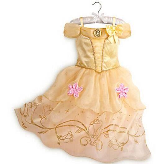 Les vêtements pour enfants pour les filles Princesse Fashion Robe enfants 130cm