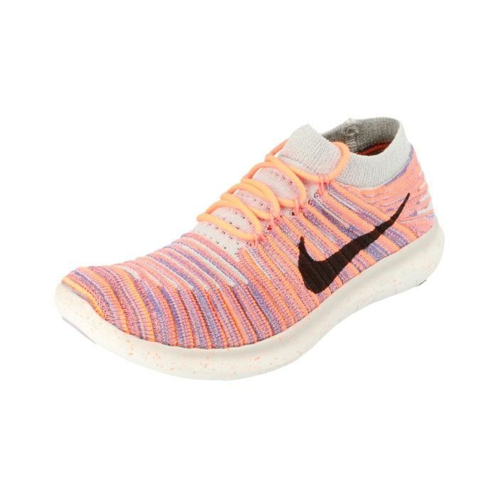 Nike Femme Free Trainers RN Motion Flyknit Running Trainers Free 834585 Chaussuress 4abd7f