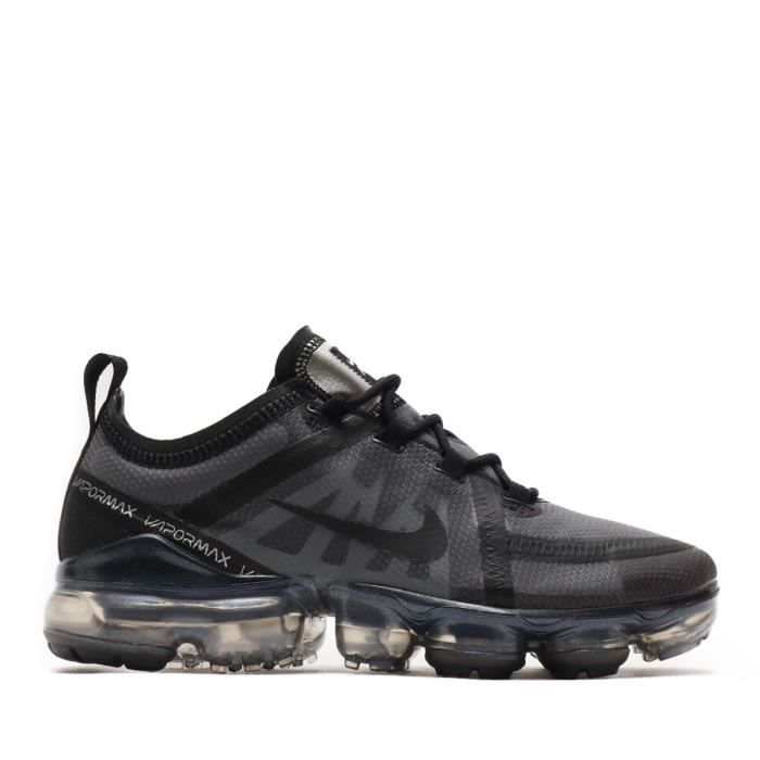 cheap for discount ae757 8a408 BASKET NIKE NEWS AIR VAPORMAX 2019 TOP GRISE FONCE MAILLO