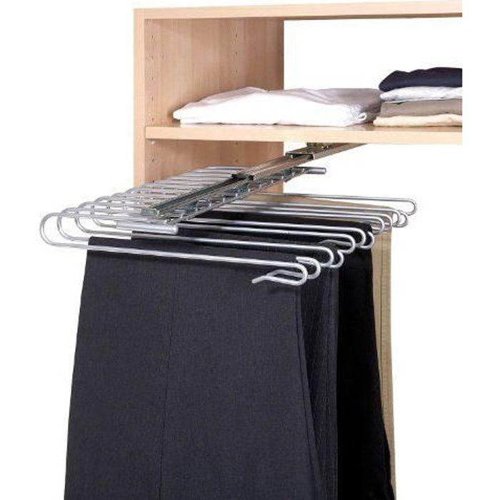 wenko 5971100 tiroir coulissant pour cintre achat vente housse de rangement wenko. Black Bedroom Furniture Sets. Home Design Ideas