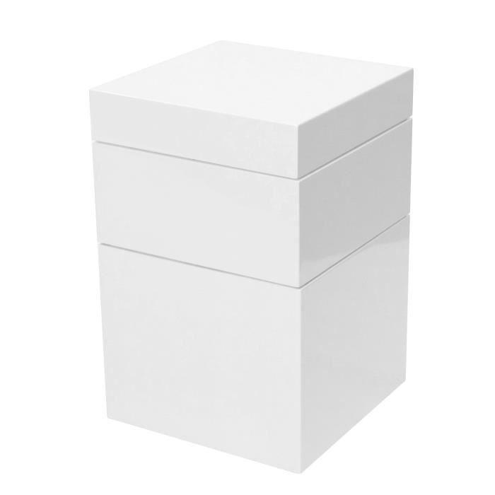 bloc petit meuble de rangement contemporain blanc Résultat Supérieur 50 Bon Marché Petit Meuble Contemporain Galerie 2018 Ksh4