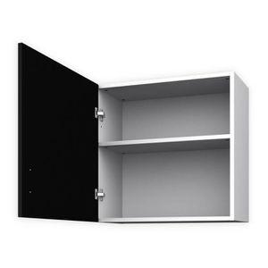 Meubles de cuisine haut achat vente meubles de cuisine - Meuble haut cuisine noir ...