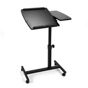 support ordinateur portable pour le lit prix pas cher cdiscount. Black Bedroom Furniture Sets. Home Design Ideas