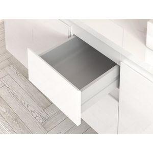Meuble de salle de bain 140cm - Achat / Vente Meuble de salle de ...