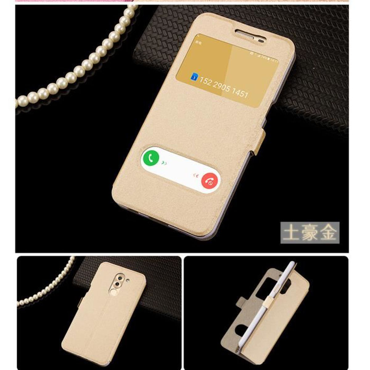 coque huawei honor 6x or