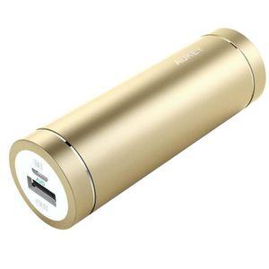 BATTERIE EXTERNE Mini Batterie Externe 5000mAh avec 2 Ports USB (So