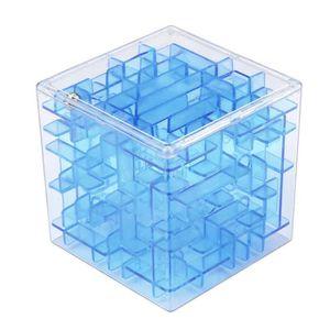 PUZZLE 3D cube puzzle labyrinthe jeu de main boîte de jeu