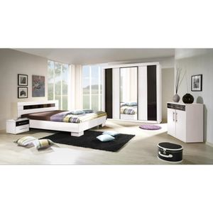 Chambre a coucher moderne - Achat / Vente Chambre a coucher ...