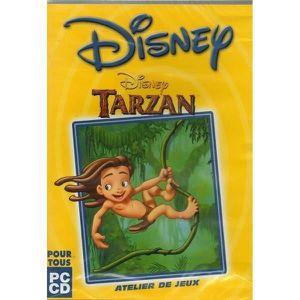 CULTURE Atelier de jeux Disney : TARZAN