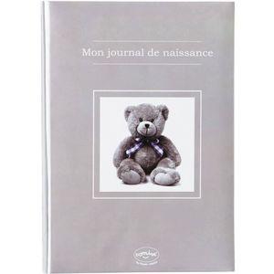 CAHIER DOMIVA Mon Journal De Naissance Ourson 40 Pages