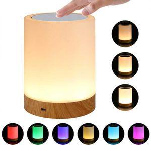 LAMPE A POSER LEEGOAL Lampe LED,Veilleuse, de table,de lecture,