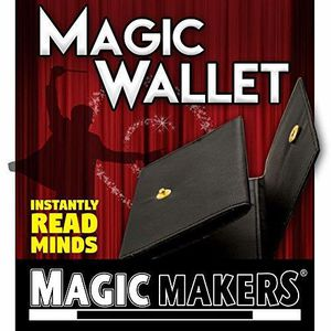 PARTITION Magic Makers The Magic Wallet - The Ultimate Magic