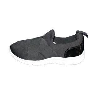 BASKET baskets noire légère et confortable au look branch
