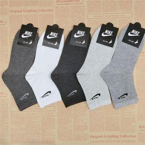 CHAUSSETTES 5 paires Chaussettes Hommes Nike sport Coton  lois