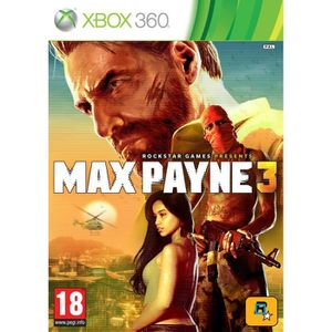 JEU XBOX 360 Max Payne 3
