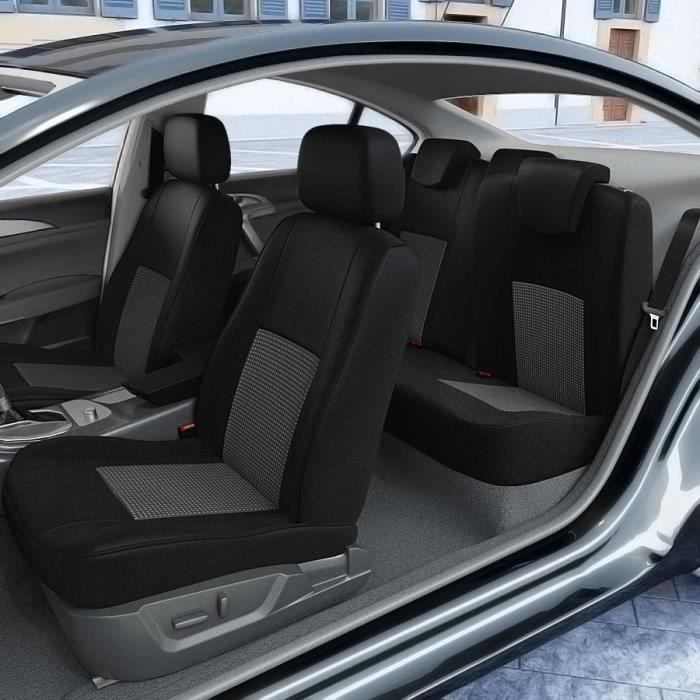 DBS Housse SM Citroën C3-DS3 dès 11 /2009 sauf sièges sports, C3 Pluriel et C3 Picasso