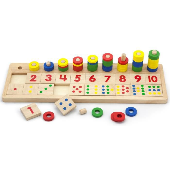 Gut gemocht Apprendre a compter - Achat / Vente jeux et jouets pas chers IX41