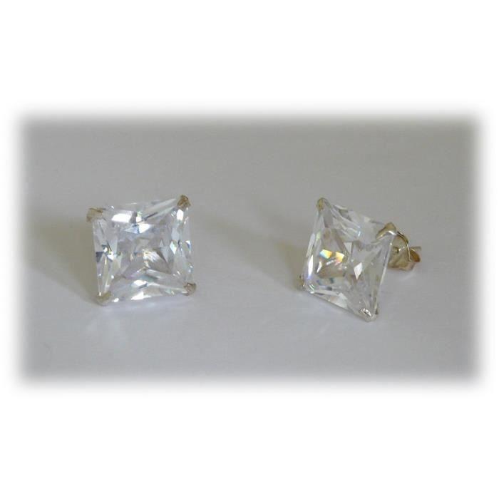 Prix boucle d'oreille diamant homme