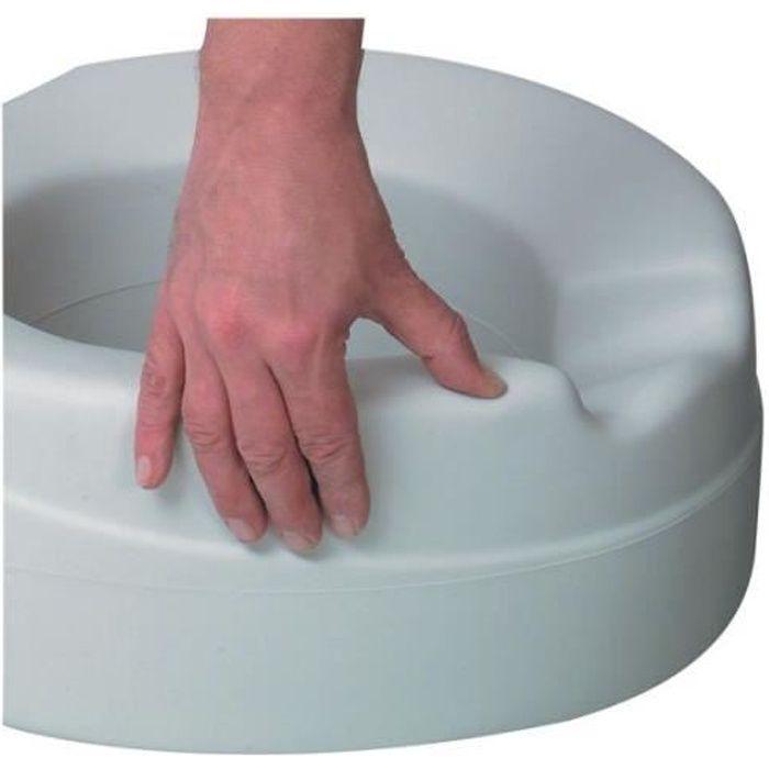 Nouveau Rehausse WC - Contact Plus (Avec ou sans abattant) - dimensions JP-77
