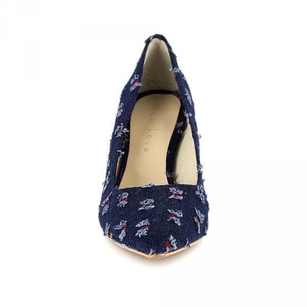 Escarpin Loca lova chaussure Bleu INDEPENDANTE FITO - Couleur - Bleu