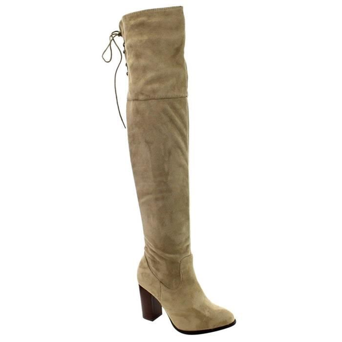 Zinc-01 Slouch Boot Z02FZ Taille-41