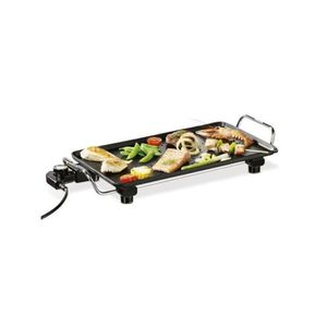 PRINCESS Plancha électrique 2000W - L 26 x P 46 cm