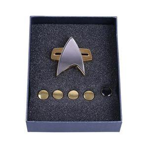 BADGES - PIN'S Nouveau Star Trek Badge Voyager Communicateur Broc