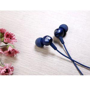 CASQUE - ÉCOUTEURS JBL C200SI écouteurs Filaire 3.5mm casque 1.2M Spo