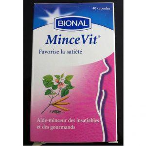 SOIN MINCEUR - DRAINAGE Mincevit - 40 capsules