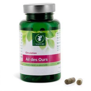 CIRCULATION SANGUINE Ail des Ours - 90 gélules végétales - Boutique …