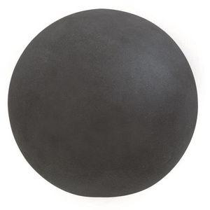 FONTAINE DE JARDIN ESTERAS Fontaine  Deco Ball 40 Stone Black - Fibre