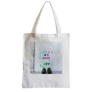 d99274469e SAC SHOPPING Grand Sac Shopping Plage Etudiant All we Have Is N ...