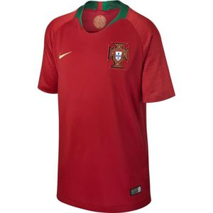 4b93b6868a277 MAILLOT DE FOOTBALL MAILLOT JUNIOR NEWS PORTUGAL ROUGE DOMICILE COUPE