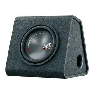 caisson de basse amplifie voiture achat vente caisson de basse amplifie voiture pas cher. Black Bedroom Furniture Sets. Home Design Ideas