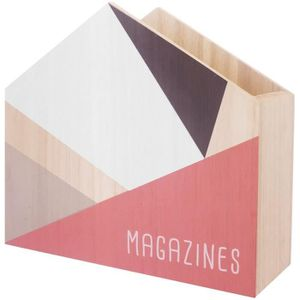 PORTE-REVUE Porte Revues Design Scandinave Range Magazine Coll