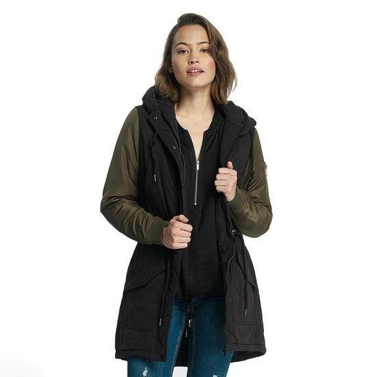 moitié prix vente chaude réel dernier style de 2019 Kaporal Femme Manteaux & Vestes / Veste mi-saison légère Woven