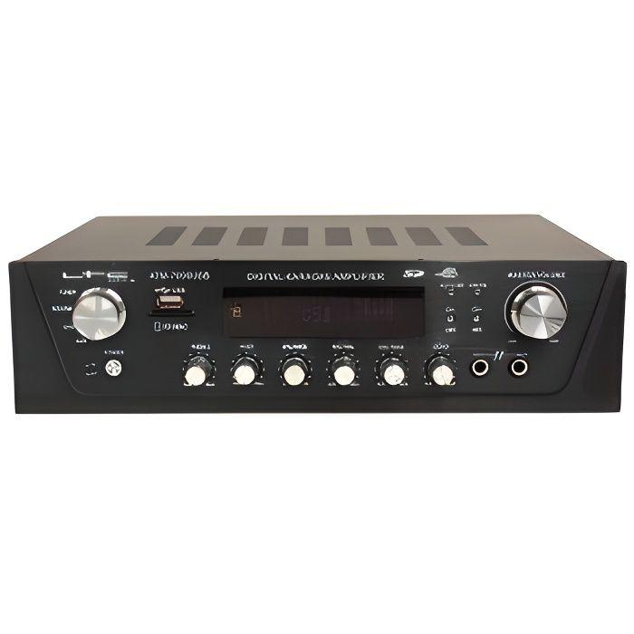 LTC AUDIO ATM7000USB-BT Amplificateur stéréo