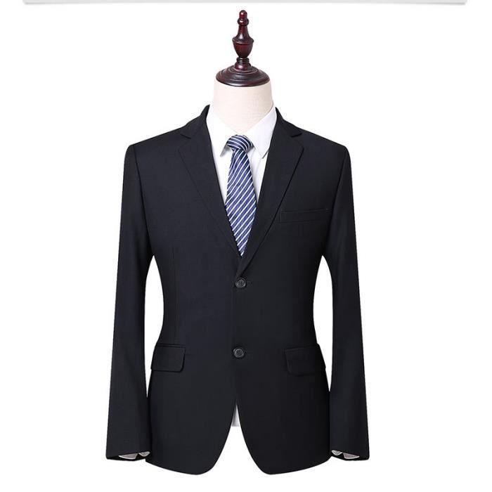 86fc1245236 noir bleu marine 2 couleurs costume homme robe de marié mariage de costumes  pour hommes