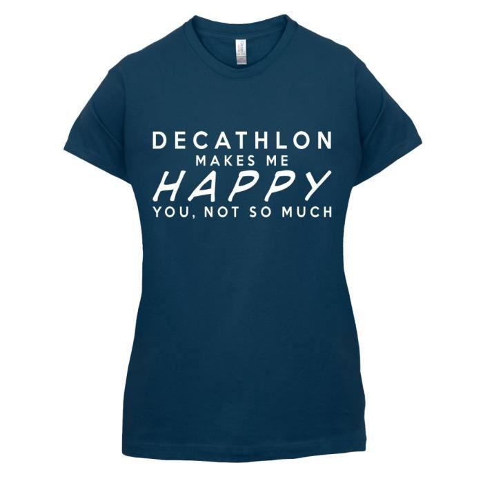 buy sale delicate colors good service decathlon tee shirt femme